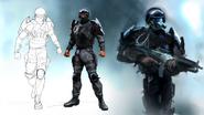 SWAT concept art 2