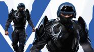 SWAT concept art