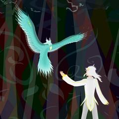 Spirit Hawk by Holistic Fish