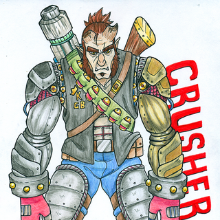 Crusher by <a href=