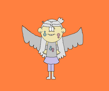 Lincoln Loud Transgendered Form
