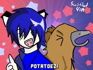 Subbed anime POTATOEZ by Sushihad