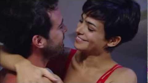 La noche de pasión de Rocío y Simón