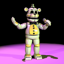 Funtime Golden Freddy