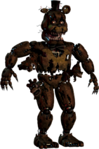 FNaF4 - Extra (Nightmare Freddy)