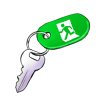 Emergency Exit Key