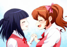 Misao and Aki