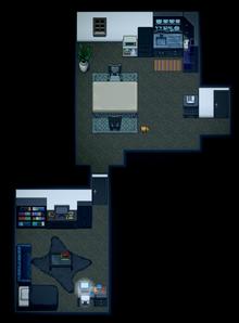 Hideki's Room