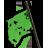 Flagpole green 48