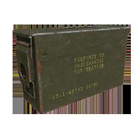 AmmoBox 12Gauge Beanbag 200