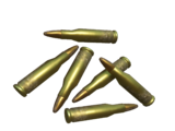 5.7x28mm Rounds