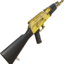 Akm painted yellow 2048