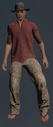 Tan camo cargo pants1