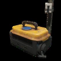Powered generator small 2048