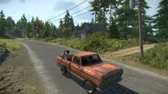 Riding truck