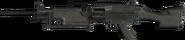 M249 closeup