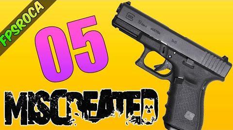Miscreated 5 - Glock estraçalhadora de noobs