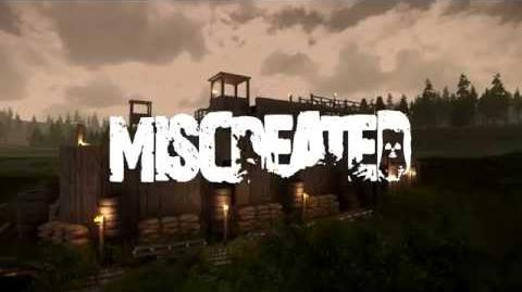 Miscreated Basebuilding Trailer!