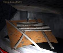 Scrap Metal Model