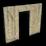 Wooddoorframe