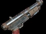Short Crafted Shotgun