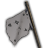 Flagpole white 48