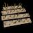 Wood punji poison 2m 2m 48