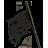 Flagpole black 48