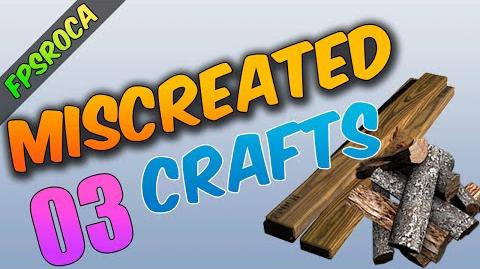 Miscreated - 3 Aprendendo os crafts e fazendo um tour pelo mapa.