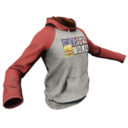 The official Capital Munch hoodie