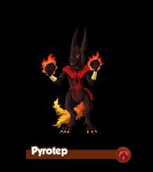 Pyrotep