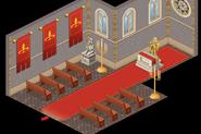 Healing Chapel - Interior