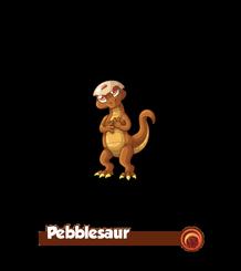 Pebblesaur