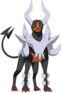 Houndoom mega anime model