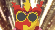 Magmortar anime