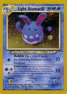 Light azumarill neo destiny
