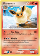 Flareon majestic dawn