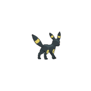 Umbreon kalos back