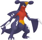 Garchomp Pokedex 3D