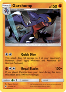 Garchomp Forbidden Light