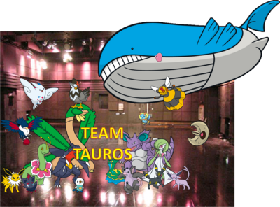 Team Tauros Group Pic