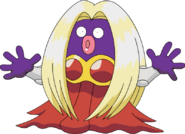 Jynx anime model