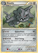 Steelix unleashed