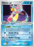 Milotic emerald card 2