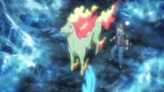 Rapidash anime
