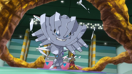 Steelix mega anime