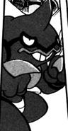 Toxicroak manga