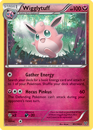 Wigglytuff xy card