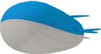 Wailord Pokedex 3D