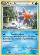 Starmie hgss card